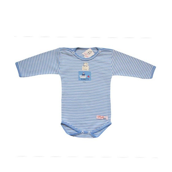 Baby Long Sleeves Button Knobbed